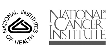 National Institutes of Health, National Cancer Institute (NIH, NCI) logo