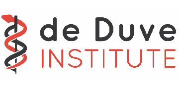 de Duve Institute logo