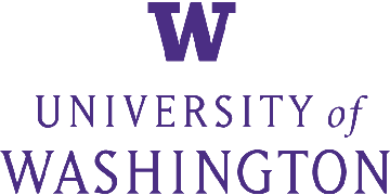 University of Washington - Department of Comparative Medicine logo