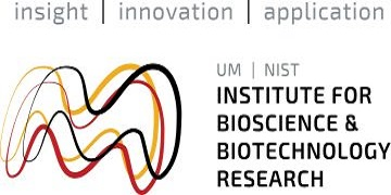 Institute for Bioscience and Biotechnology Research (IBBR) logo