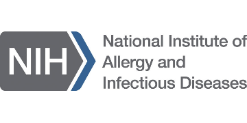 National Institute of Health (NIH) National Institute of Allergy and Infectious Diseases (NIAID) logo