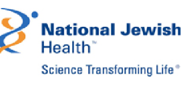 National Jewish Health/University of Colorado School of Medicine logo