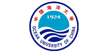 The Ocean University of China (OUC) logo