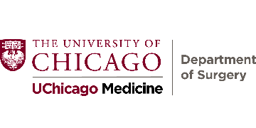 The University of Chicago, Department of Surgery logo