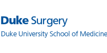 Duke Department of Surgery logo