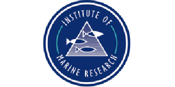 The Institute of Marine Research (IMR) logo