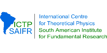 ICTP South American Institute for Fundamental Research logo