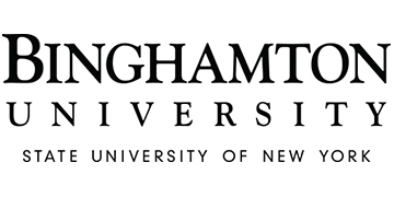 Binghamton University, State University of New York logo
