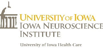 The University of Iowa - Iowa Neuroscience Institute logo