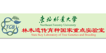 Northeast Forestry University logo