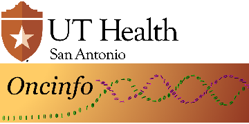 Oncinfo Lab at The University of Texas Health Science Center in San Antonio logo