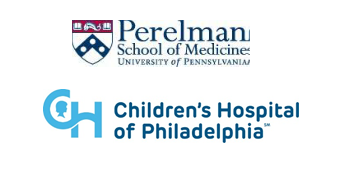 Children's Hospital of Philadelphia | Perelman School of Medicine, University of Pennsylvania  logo