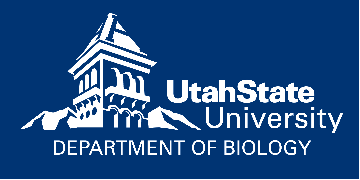 Department of Biology, Utah State University logo