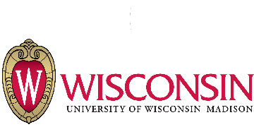 Bacteriology, UW-Madison logo