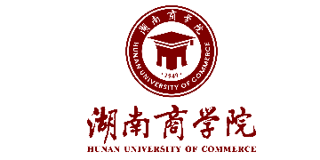 Hunan University of Commerce logo