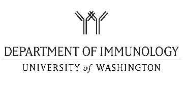 University of Washington, Dept. of Immunology logo