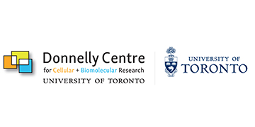 The Donnelly Centre, University of Toronto logo