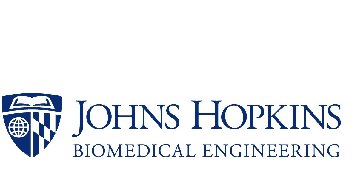 Johns Hopkins Biomedical Engineering logo