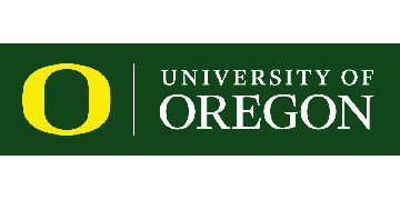 The University of Oregon logo
