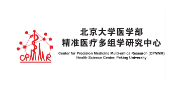 Center for Precision Medicine Multi-omics Research, Peking University Health Science Center logo