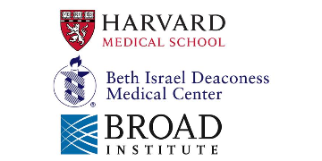 Harvard Medical School and BIDMC logo