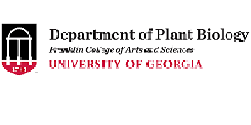 Plant Biology Department - University of Georgia logo