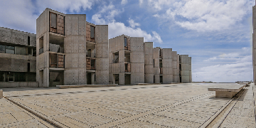 The Salk Institute for Biological Studies logo