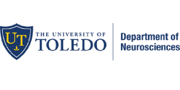 University of Toledo Department of Neurosciences logo