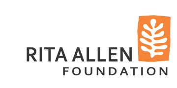 Rita Allen Foundation logo