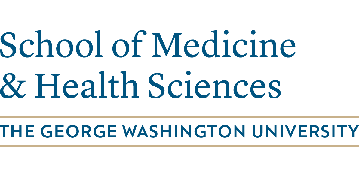 George Washington University School of Medicine and Health Sciences (SMHS)  logo