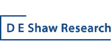 D. E. Shaw Research logo