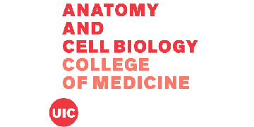 Anatomy and Cell Biology UIC logo