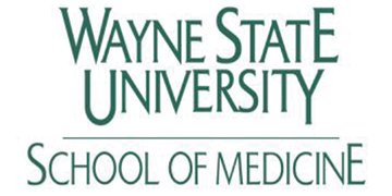 Wayne State University, School of Medicine logo