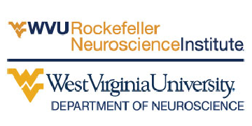 West Virginia University Rockefeller Neuroscience Institute logo