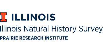 Illinois Natural History Survey, Prairie Research Institute, University of Illinois Urbana-Champaign logo