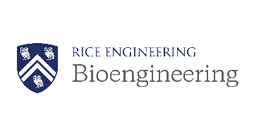 Bioengineering Department at Rice University logo