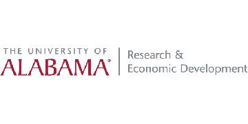 The University of Alabama - Office for Research & Economic Development logo