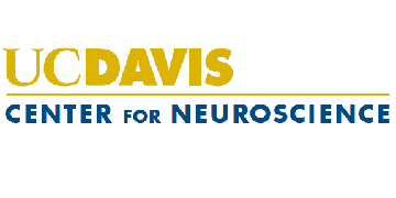 UC Davis Center for Neuroscience logo