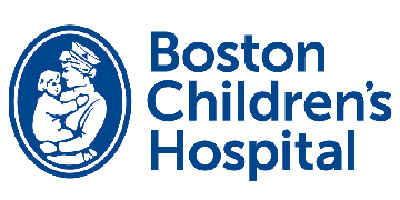 Harvard Medical School and Boston Children's Hospital  logo