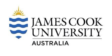 James Cook University  logo