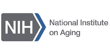 NIH/NIA (National Institute on Aging) logo