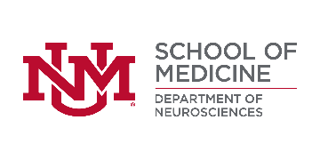 University of New Mexico School of Medicine, Dept of Neurosciences logo
