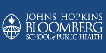 Johns Hopkins University Bloomberg School of Public Health logo