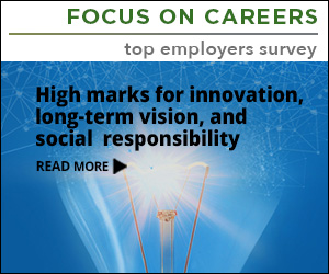Top employers 2017: High marks for innovation, long-term vision, and social responsibility