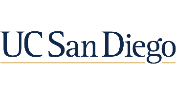 The University of California at San Diego logo