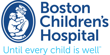 Boston Children's Hospital/Harvard Medical School logo