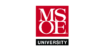 Milwaukee School of Engineering logo