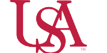 University of South Alabama Department of Biomedical Science logo