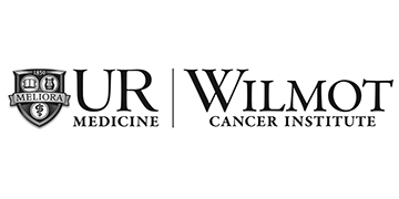 The Wilmot Cancer Institute at the University of Rochester Medical Center logo
