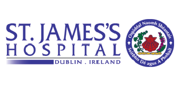 St. James' Hospital logo